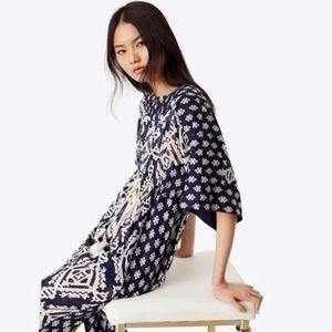 NWT Tory Burch Betrice Maxi Dress Size 8